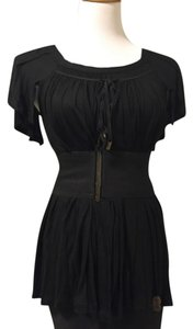 John Galliano Top Blac