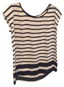 Joie Top Stripe
