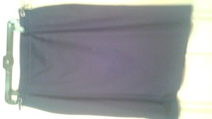 Giorgio Armani Skirt very dark midnight blue