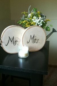 Wedding Headtable Centerpiece