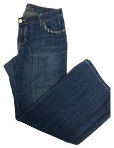INC International Concepts Boot Cut Jeans