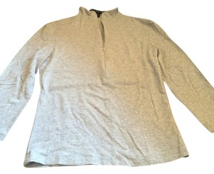 French Connection Stretchy Top Grey