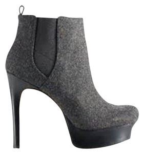 Vince Camuto Black Grey Boots