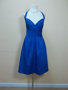 Alfred Angelo Capri Blue 7109 Dress