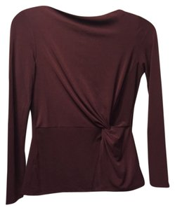 Ann Taylor Top Wine