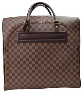 Louis Vuitton Travel Neverfull Brown Travel Bag