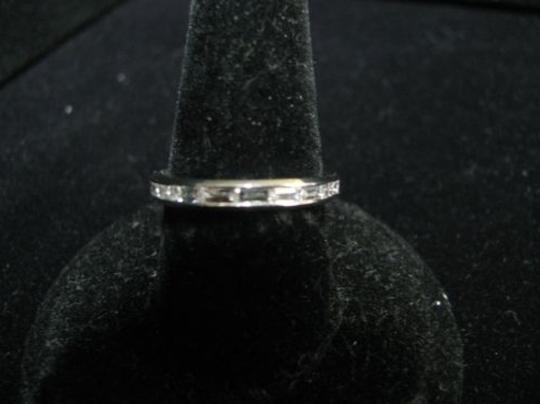 Other Diamond baguette eternity band, channel set in platinum