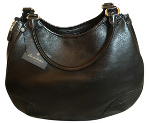 Brooks Brothers Leather Hobo Bag