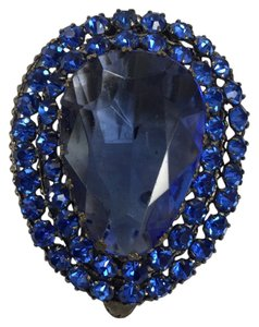 Albert Weiss Blue Dark Topaz