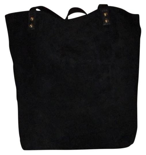 Preload https://img-static.tradesy.com/item/11155984/textured-tote-black-suede-hobo-bag-0-1-540-540.jpg