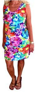 Jams World short dress Multicolor Jewel Tones Paulina New With Tags on Tradesy