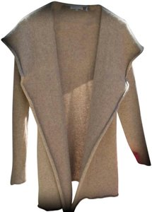 Vince Casual Cardigan Hooded Coat