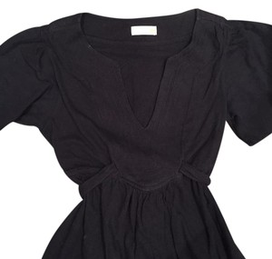 C&C California short dress Blac Cotton Lbd Summer on Tradesy