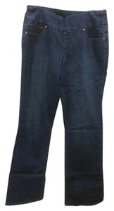 Jag Boot Cut Jeans-Dark Rinse