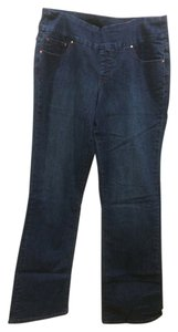 Jag Jeans Boot Cut Jeans-Dark Rinse