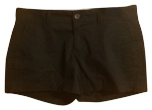 Old Navy Boyfriend Short Shorts Black