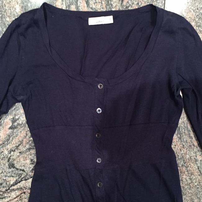 Wilfred Top Navy blue