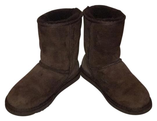 Preload https://img-static.tradesy.com/item/11158639/ugg-australia-chocolate-brown-bootsbooties-size-us-5-regular-m-b-0-1-540-540.jpg