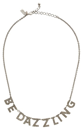Preload https://img-static.tradesy.com/item/11158642/kate-spade-clearsilver-dazzle-and-delight-wbru7034-clearsilver-from-necklace-0-2-540-540.jpg