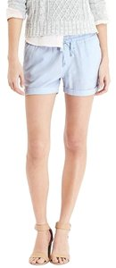 Old Navy Cuffed Shorts Blue