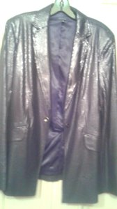 Saks Fifth Avenue black Jacket