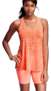 Old Navy NWT Old Navy Active Burnout Tank Bright Orange XXL NEW