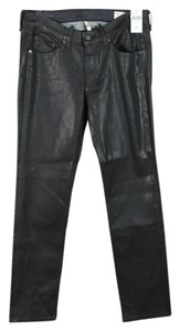 Rag & Bone Coated Capri Skinny Jeans-Coated