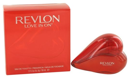 Revlon Revlon LOVE IS ON Womens Perfume 1.7 oz 50 ml Eau De Toilette Spray