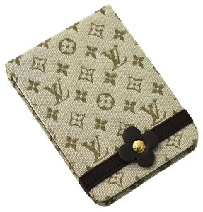 Louis Vuitton Louis Vuitton Monogram Mini Cornet PM Note Pad