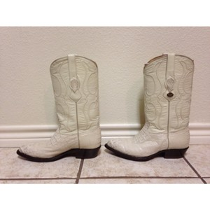 Winter White Boots Wedding Shoes