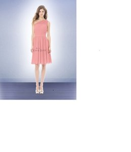 Bill Levkoff Coral 477 Dress