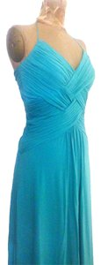 Laundry by Shelli Segal Turquoise Gown Prom Cocktail Party Dress