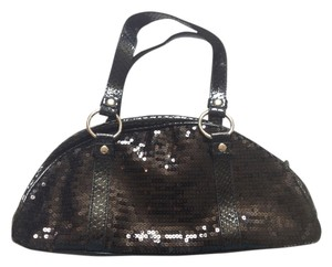 bebe Sequin Hobo Bag