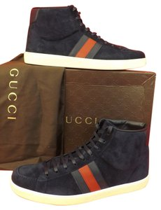 Gucci Navy Athletic