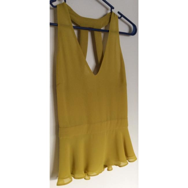 Guess By Marciano Top Yellow-green
