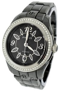 Perrelet New Ladies Perrelet A2041/BA Eve Three Hand Diamond Bezel Watch
