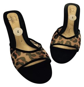 Chinese Laundry Animal print Sandals