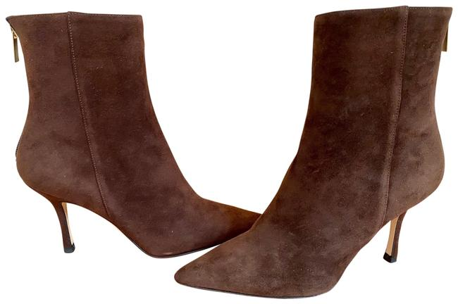Item - Coffee Kirsten Suede Ankle Boots/Booties Size US 5.5 Regular (M, B)