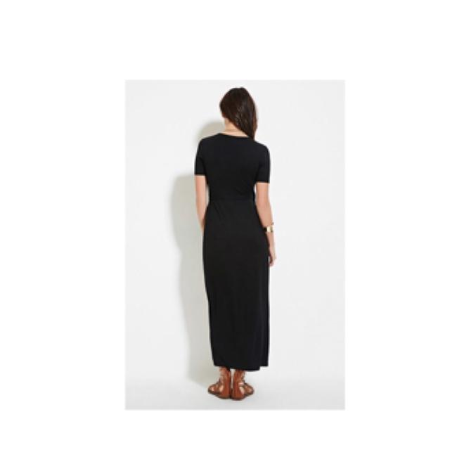 Blac Maxi Dress by Other