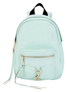Rebecca Minkoff Mab Mab New Wintermint M.a.b Backpack
