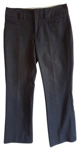 Gap Ankle Curvy Boot Cut Pants Midnight Black