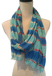 Nine West Dip Dye Shiffon scarf