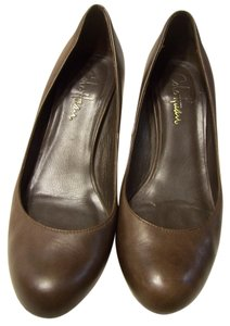 Cole Haan Nike Air Technology Brown Pumps