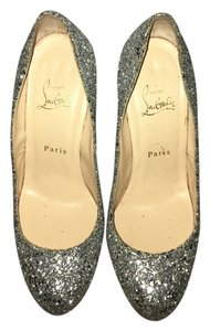 Christian Louboutin Silver Pumps - item med img