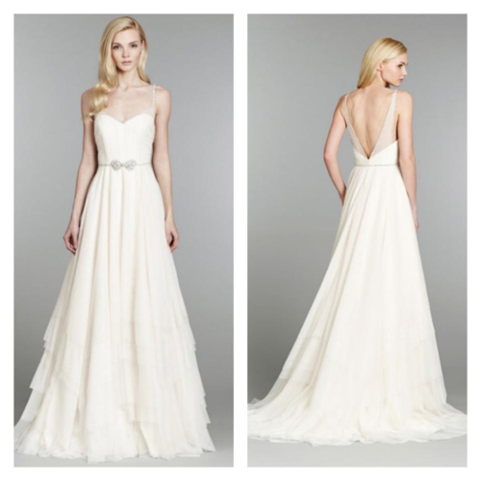 Wedding Hayley Paige Wedding Dresses hayley paige weddings used tradesy zoe wedding gown dress