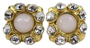 Chanel Chanel Clip-on Earrings