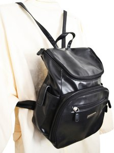 Backpack Leather Purse Backpack