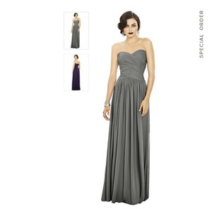 Dessy Charcoal Gray Dessy 2880 Dress