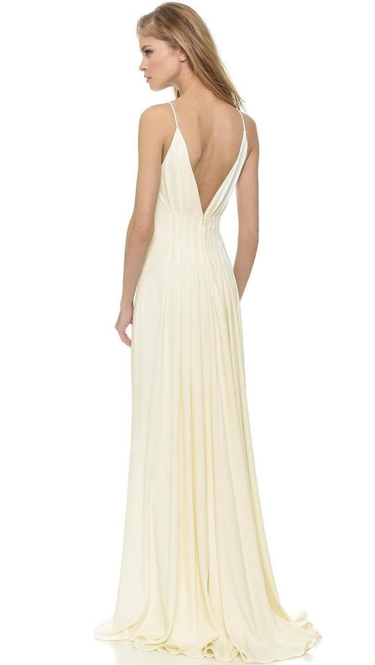 Badgley Mischka Ivory Fabric Stretch