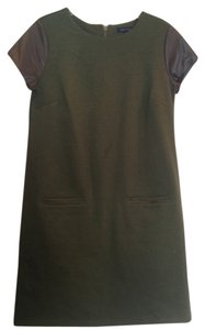 Tommy Hilfiger short dress Olive Green Easy To Wear on Tradesy